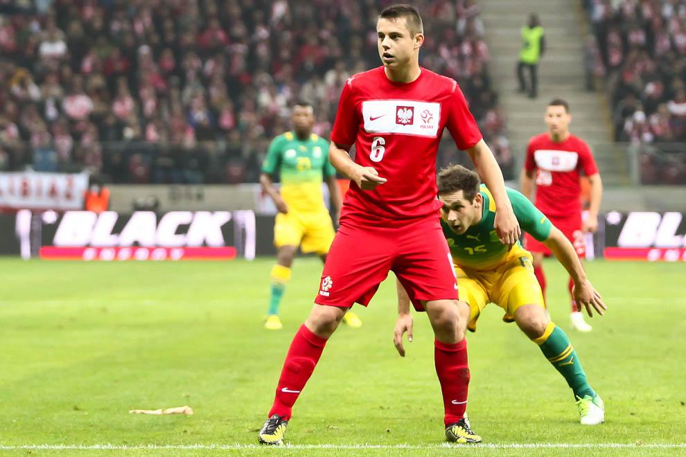 Polska 1-0 Republika Południowej Afryki - fot. Piotr Galas (zdjęcie 13 z 52)
