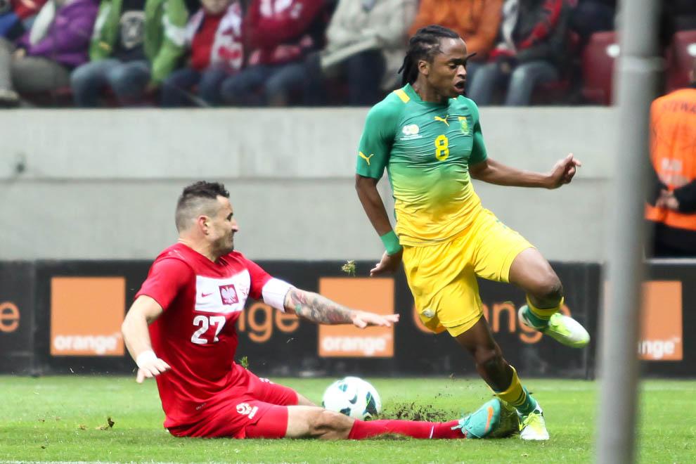 Polska 1-0 Republika Południowej Afryki - fot. Piotr Galas (zdjęcie 14 z 52)