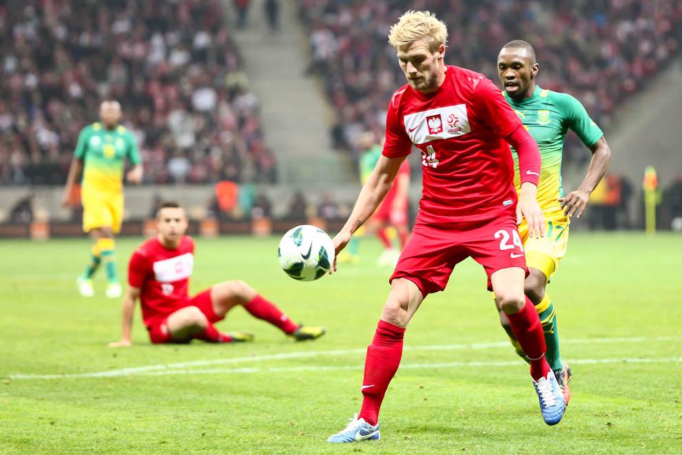 Polska 1-0 Republika Południowej Afryki - fot. Piotr Galas (zdjęcie 15 z 52)