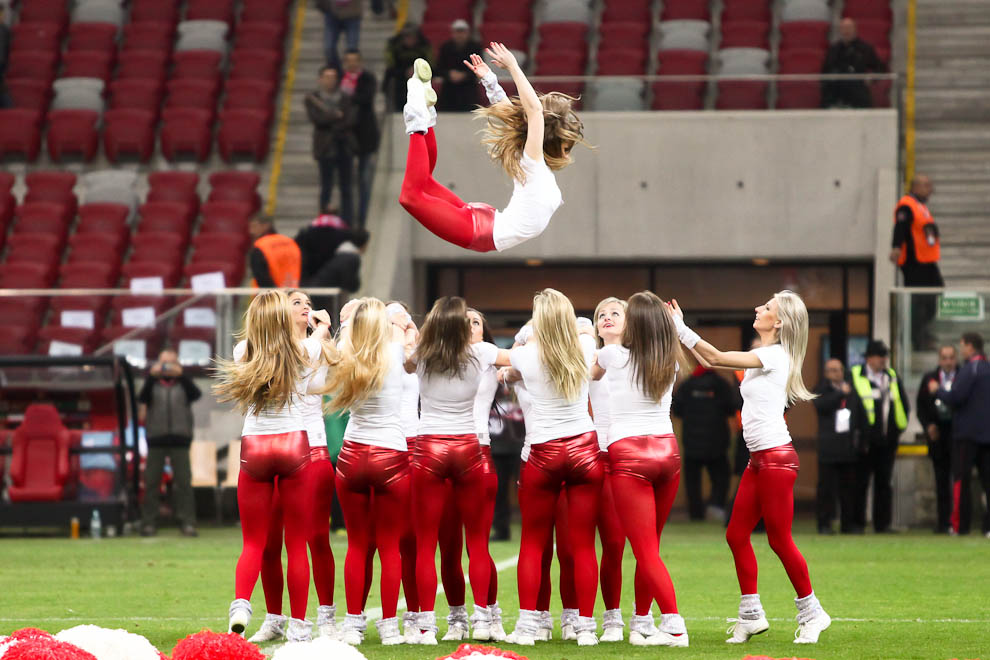 Polska 1-0 Republika Południowej Afryki - fot. Piotr Galas (zdjęcie 20 z 52)