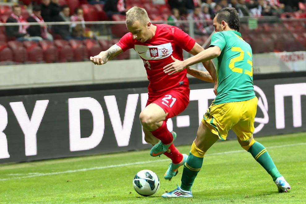 Polska 1-0 Republika Południowej Afryki - fot. Piotr Galas (zdjęcie 29 z 52)