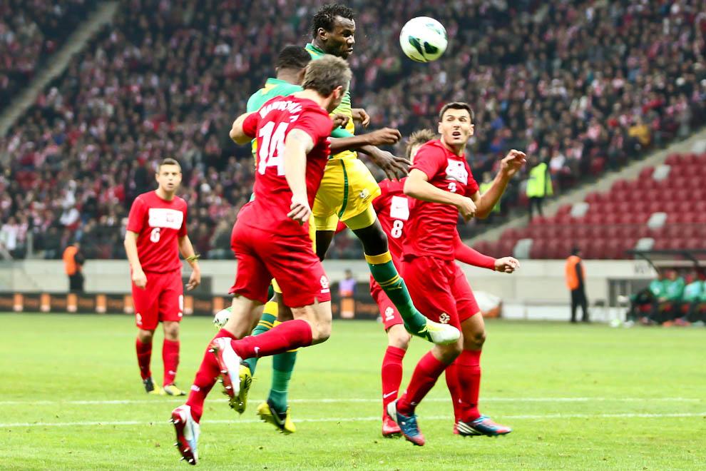 Polska 1-0 Republika Południowej Afryki - fot. Piotr Galas (zdjęcie 3 z 52)