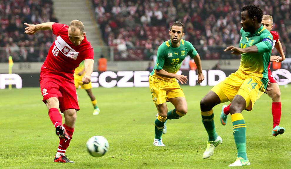 Polska 1-0 Republika Południowej Afryki - fot. Piotr Galas (zdjęcie 30 z 52)
