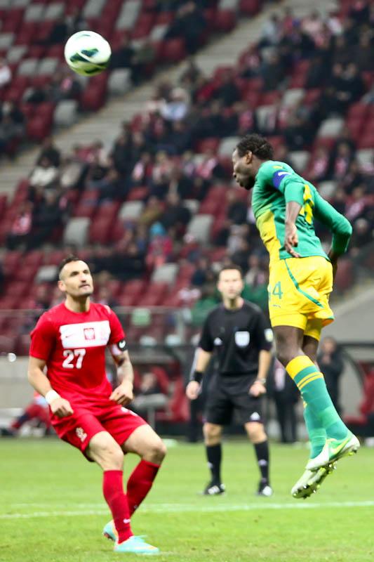 Polska 1-0 Republika Południowej Afryki - fot. Piotr Galas (zdjęcie 31 z 52)