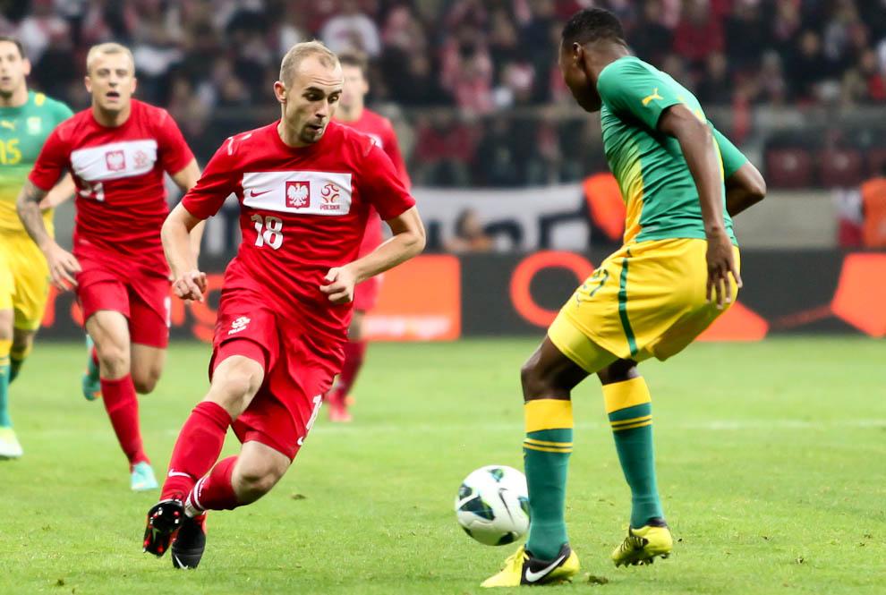 Polska 1-0 Republika Południowej Afryki - fot. Piotr Galas (zdjęcie 32 z 52)