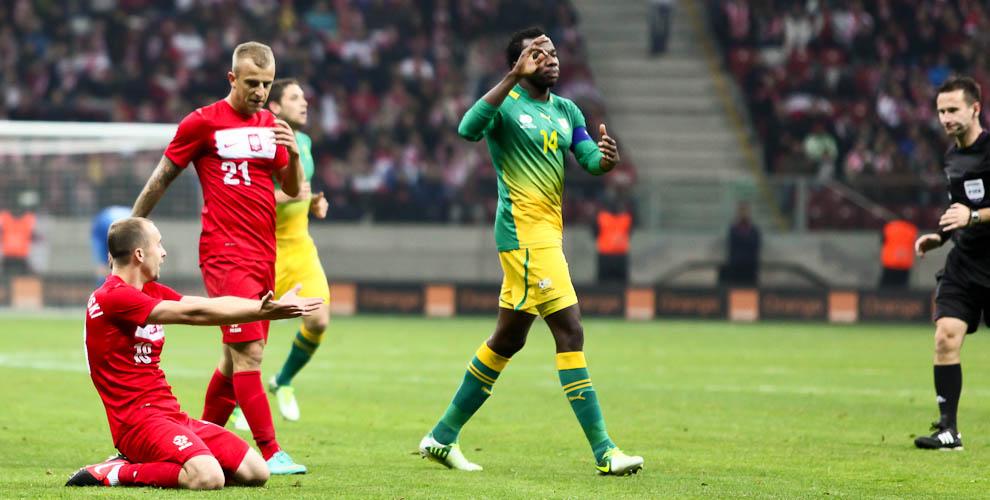 Polska 1-0 Republika Południowej Afryki - fot. Piotr Galas (zdjęcie 33 z 52)