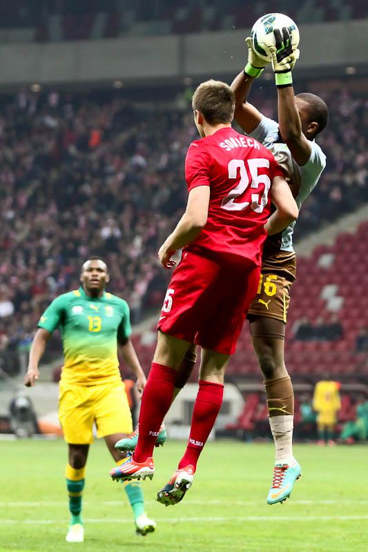 Polska 1-0 Republika Południowej Afryki - fot. Piotr Galas (zdjęcie 36 z 52)