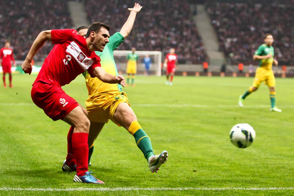 Polska 1-0 Republika Południowej Afryki - fot. Piotr Galas (zdjęcie 38 z 52)
