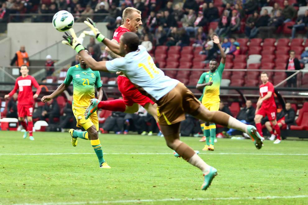 Polska 1-0 Republika Południowej Afryki - fot. Piotr Galas (zdjęcie 39 z 52)