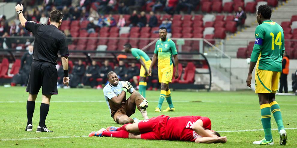 Polska 1-0 Republika Południowej Afryki - fot. Piotr Galas (zdjęcie 40 z 52)
