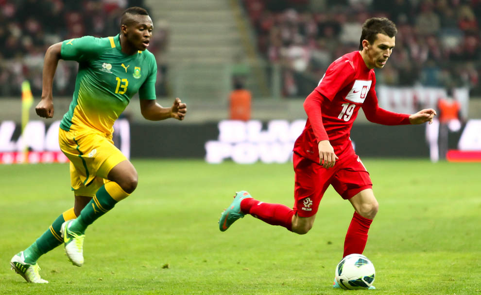 Polska 1-0 Republika Południowej Afryki - fot. Piotr Galas (zdjęcie 42 z 52)