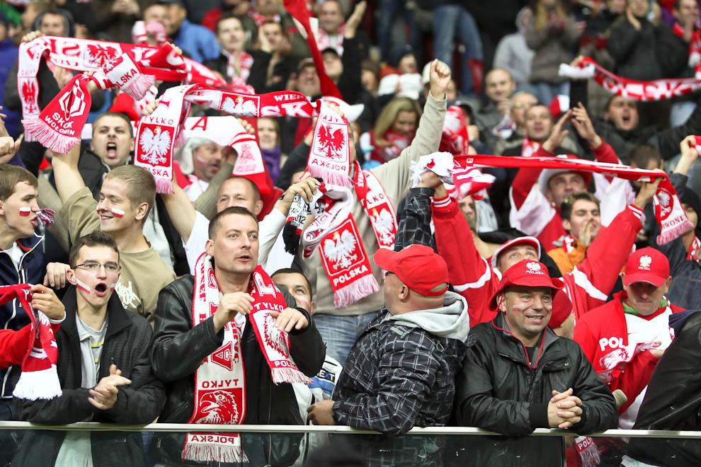 Polska 1-0 Republika Południowej Afryki - fot. Piotr Galas (zdjęcie 48 z 52)