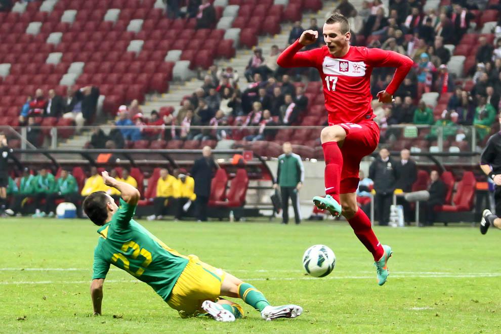 Polska 1-0 Republika Południowej Afryki - fot. Piotr Galas (zdjęcie 49 z 52)
