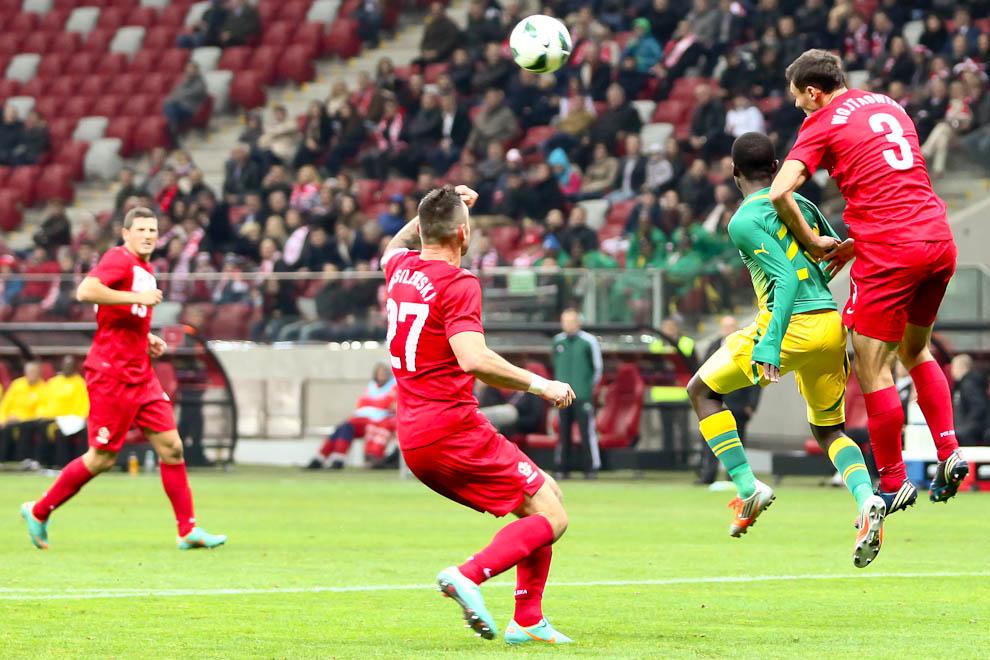 Polska 1-0 Republika Południowej Afryki - fot. Piotr Galas (zdjęcie 5 z 52)