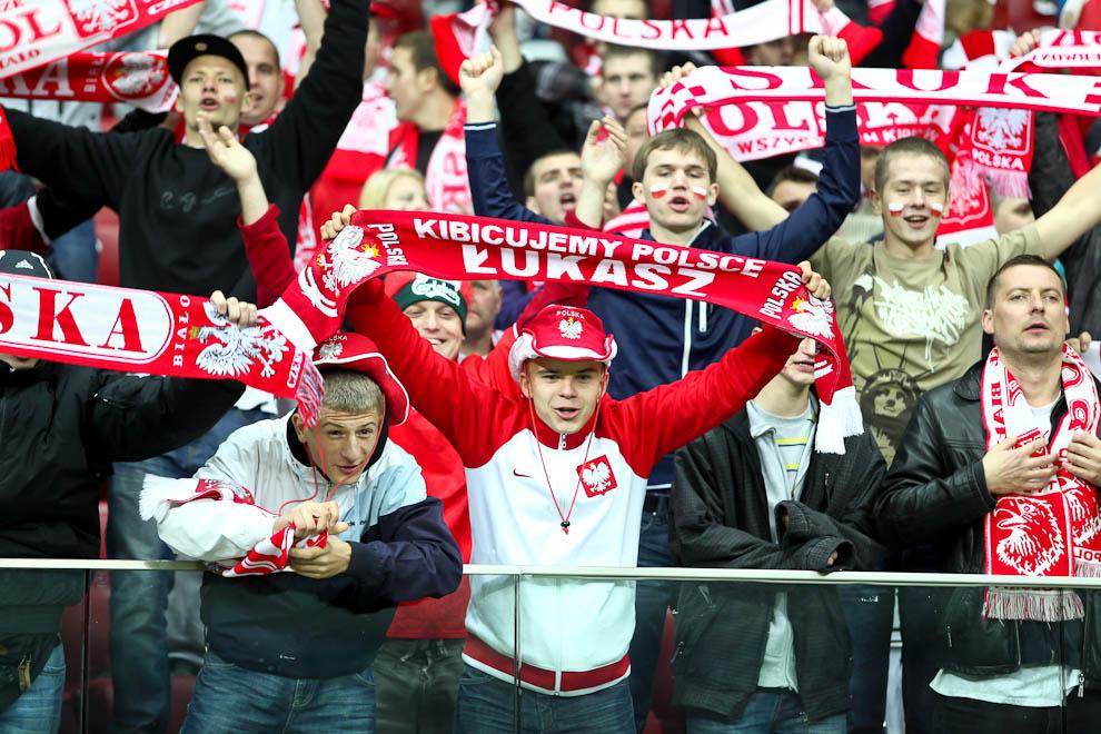 Polska 1-0 Republika Południowej Afryki - fot. Piotr Galas (zdjęcie 51 z 52)