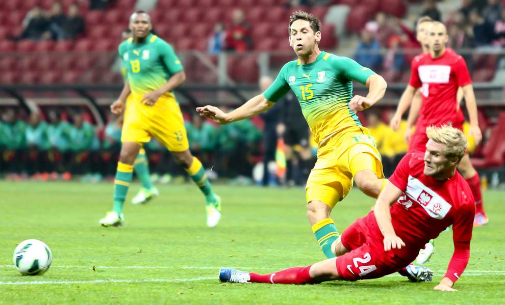 Polska 1-0 Republika Południowej Afryki - fot. Piotr Galas (zdjęcie 6 z 52)