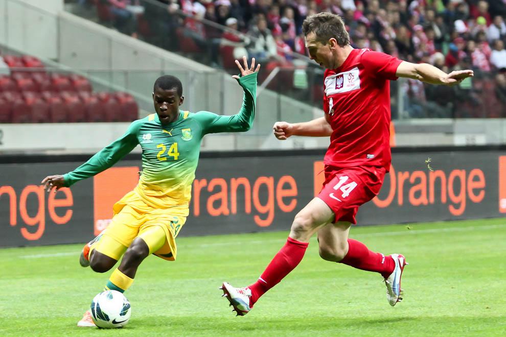 Polska 1-0 Republika Południowej Afryki - fot. Piotr Galas (zdjęcie 7 z 52)