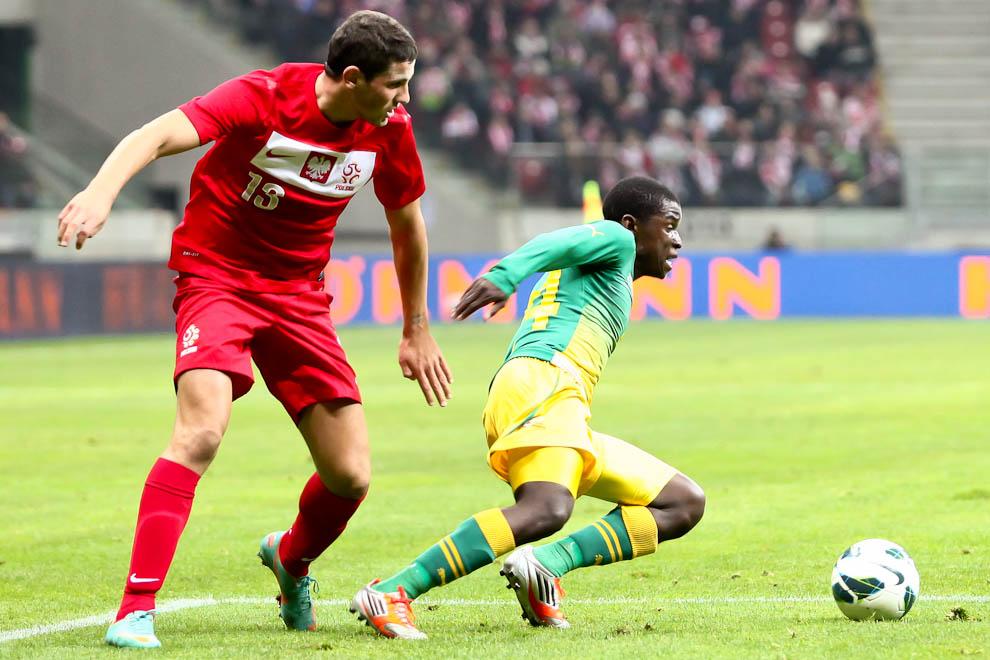 Polska 1-0 Republika Południowej Afryki - fot. Piotr Galas (zdjęcie 9 z 52)