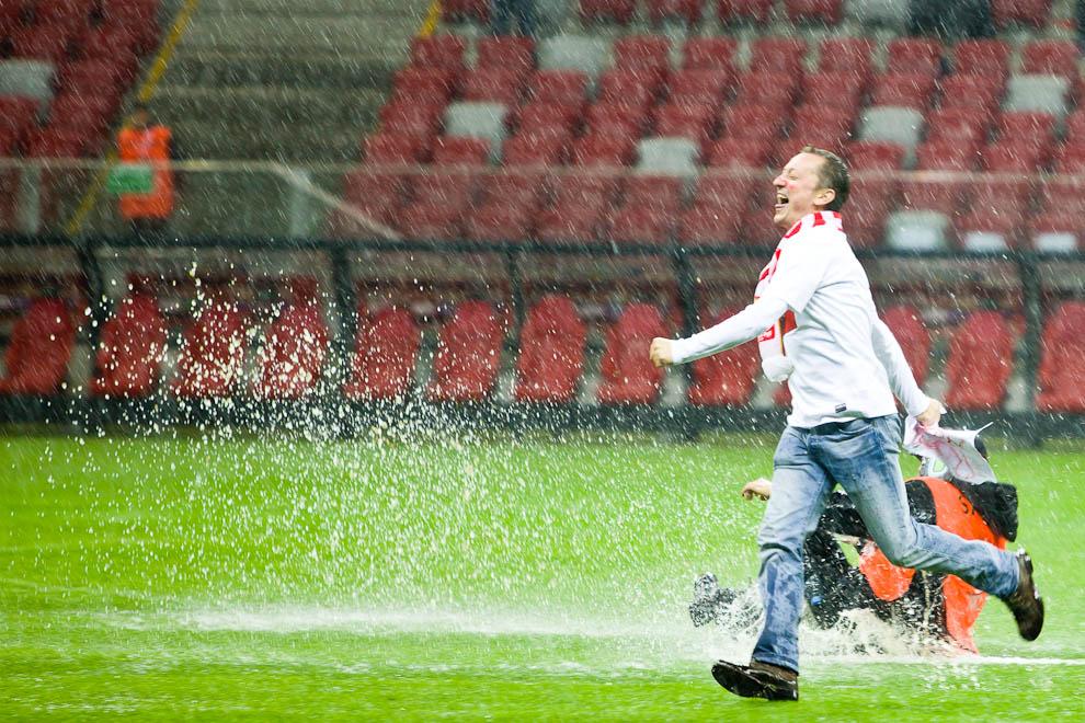 Polska - Anglia - mecz odwołany - fot. Piotr Galas (zdjęcie 16 z 30)