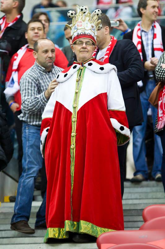 Polska - Anglia - mecz odwołany - fot. Piotr Galas (zdjęcie 20 z 30)