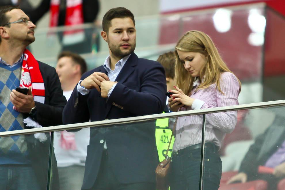 Polska - Anglia - mecz odwołany - fot. Piotr Galas (zdjęcie 4 z 30)