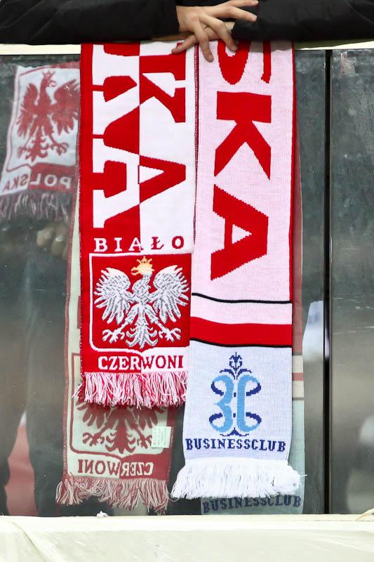 Polska - Anglia - mecz odwołany - fot. Piotr Galas (zdjęcie 8 z 30)