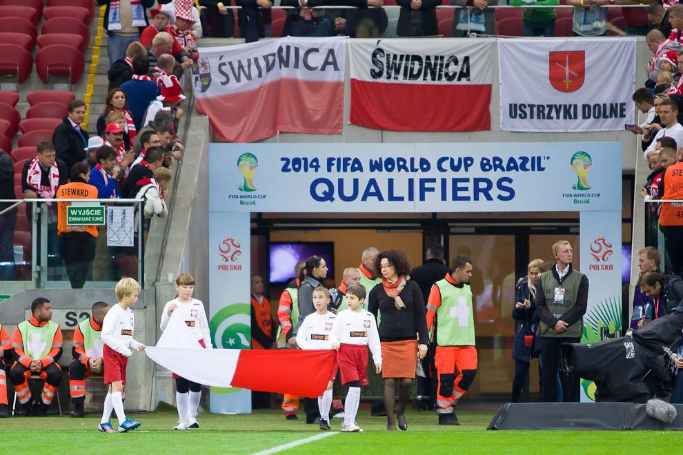 Polska 1-1 Anglia - fot. Piotr Galas (zdjęcie 10 z 60)