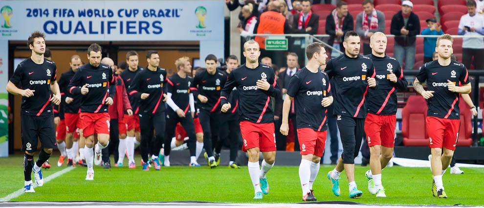 Polska 1-1 Anglia - fot. Piotr Galas (zdjęcie 11 z 60)