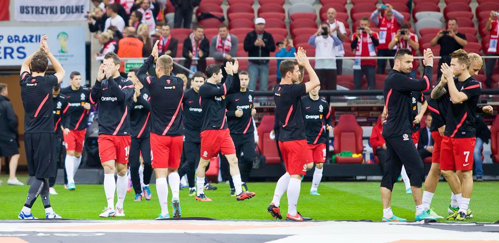 Polska 1-1 Anglia - fot. Piotr Galas (zdjęcie 12 z 60)
