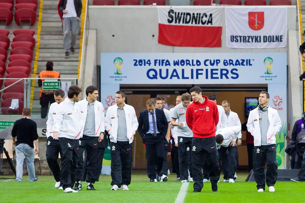Polska 1-1 Anglia - fot. Piotr Galas (zdjęcie 2 z 60)