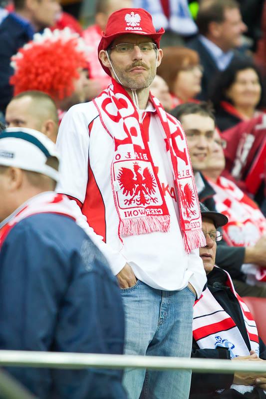 Polska 1-1 Anglia - fot. Piotr Galas (zdjęcie 20 z 60)