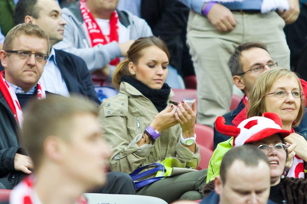 Polska 1-1 Anglia - fot. Piotr Galas (zdjęcie 25 z 60)