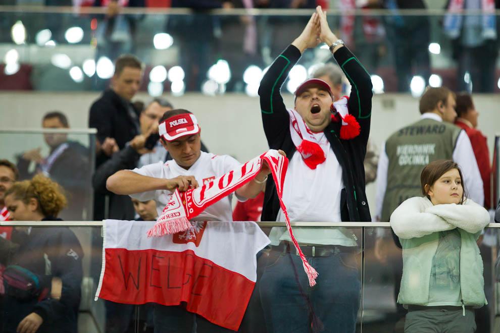 Polska 1-1 Anglia - fot. Piotr Galas (zdjęcie 26 z 60)