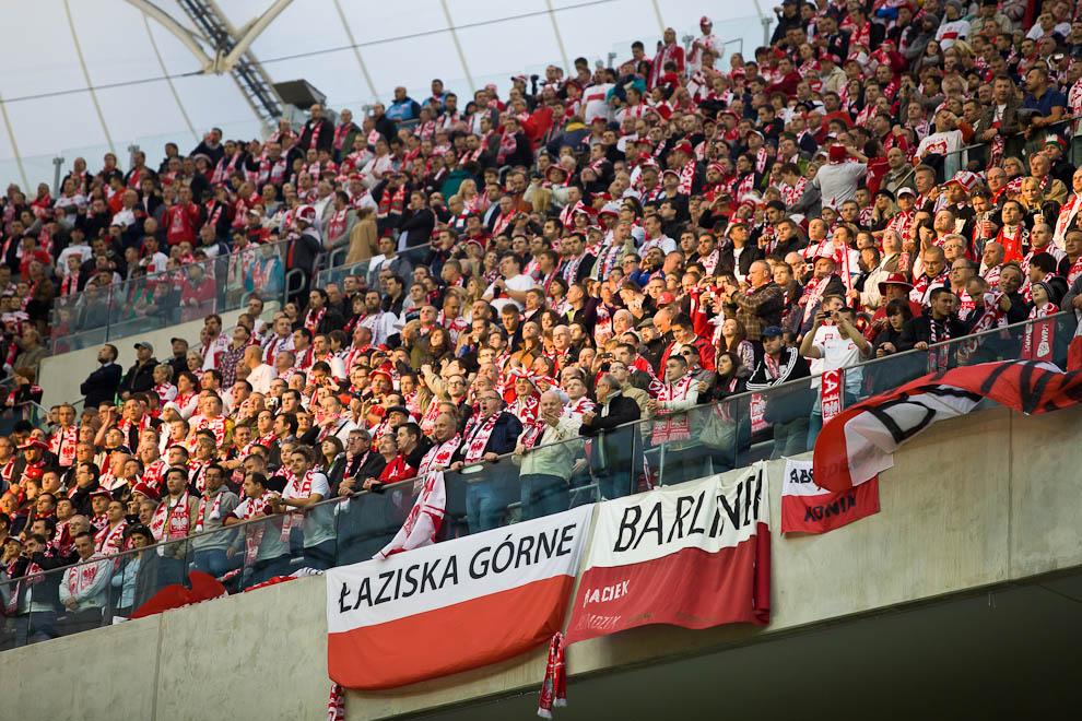 Polska 1-1 Anglia - fot. Piotr Galas (zdjęcie 27 z 60)