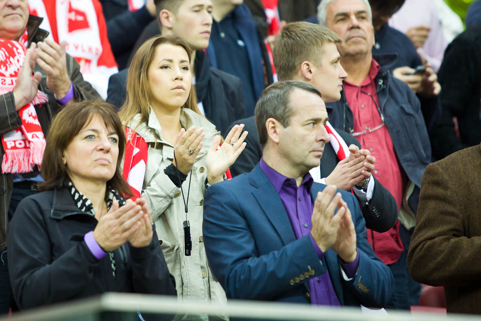 Polska 1-1 Anglia - fot. Piotr Galas (zdjęcie 28 z 60)