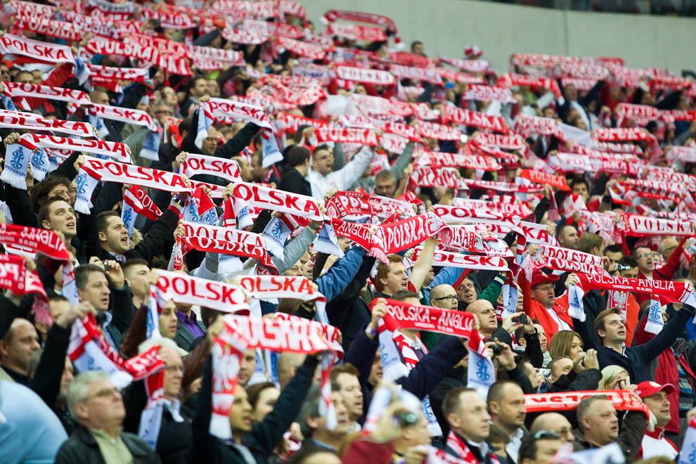Polska 1-1 Anglia - fot. Piotr Galas (zdjęcie 29 z 60)