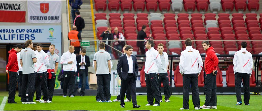 Polska 1-1 Anglia - fot. Piotr Galas (zdjęcie 3 z 60)