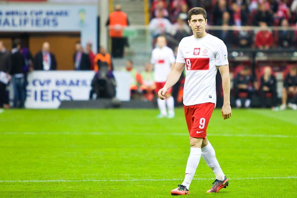 Polska 1-1 Anglia - fot. Piotr Galas (zdjęcie 31 z 60)