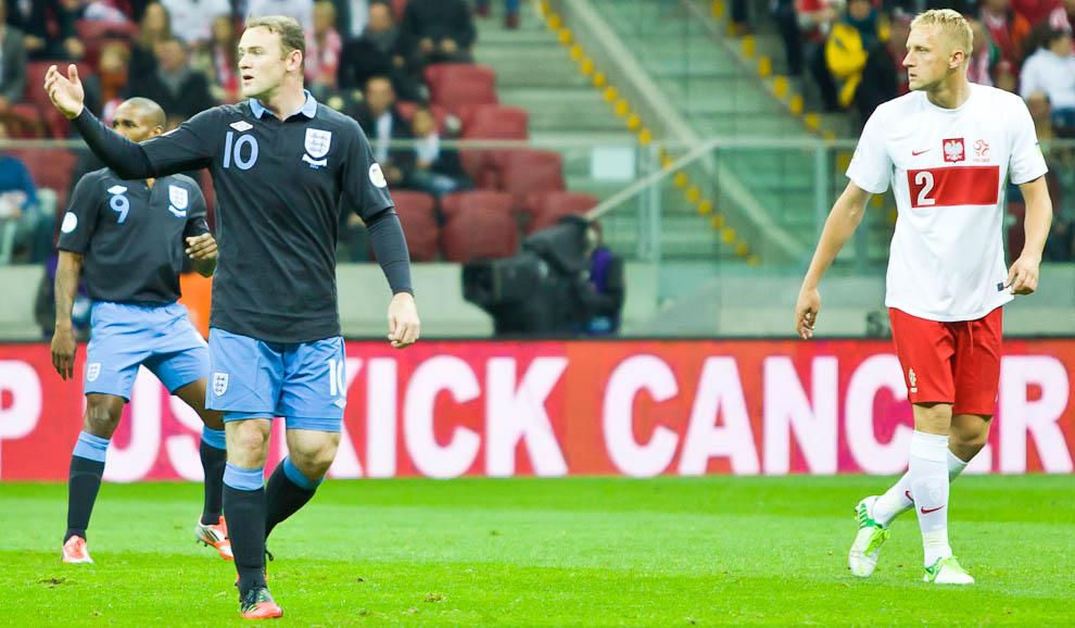 Polska 1-1 Anglia - fot. Piotr Galas (zdjęcie 32 z 60)