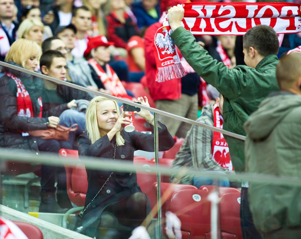 Polska 1-1 Anglia - fot. Piotr Galas (zdjęcie 35 z 60)