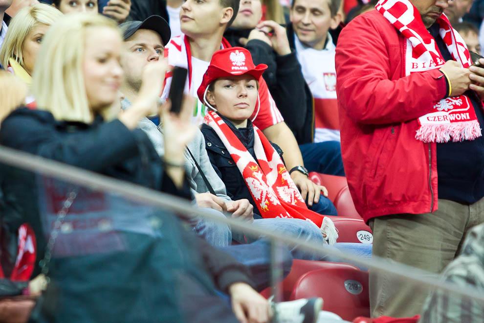 Polska 1-1 Anglia - fot. Piotr Galas (zdjęcie 36 z 60)