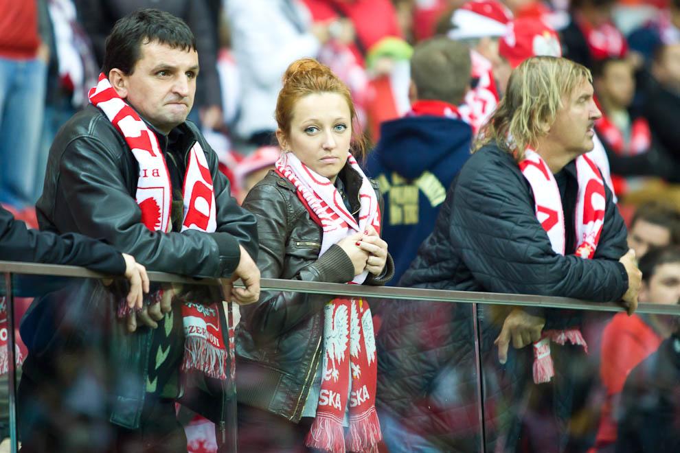 Polska 1-1 Anglia - fot. Piotr Galas (zdjęcie 37 z 60)