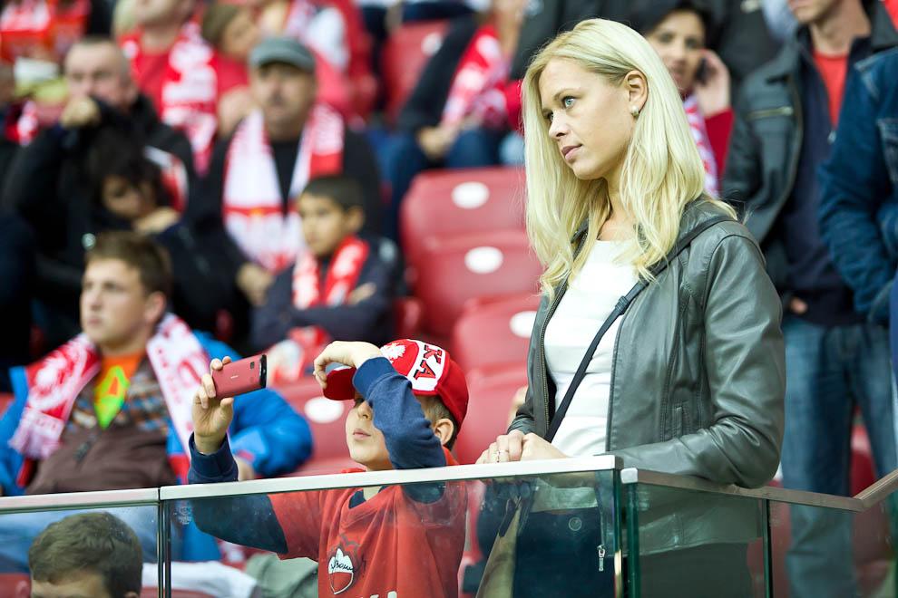 Polska 1-1 Anglia - fot. Piotr Galas (zdjęcie 38 z 60)