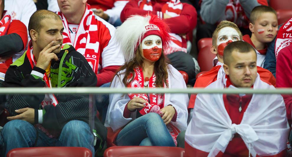 Polska 1-1 Anglia - fot. Piotr Galas (zdjęcie 39 z 60)