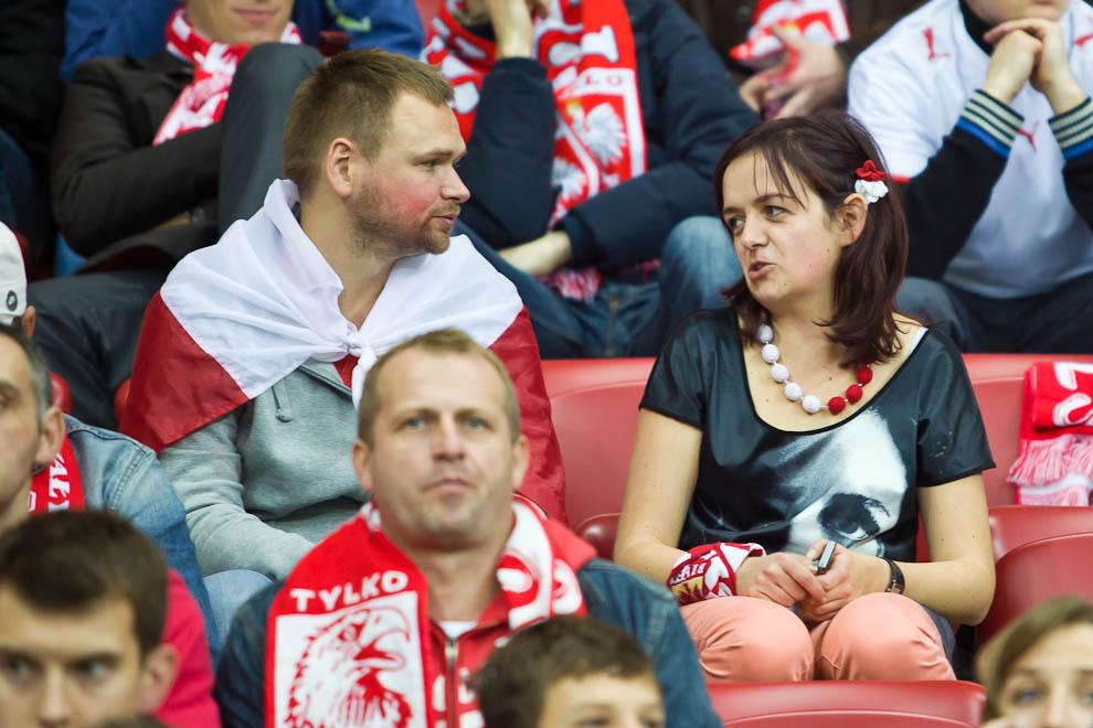 Polska 1-1 Anglia - fot. Piotr Galas (zdjęcie 40 z 60)