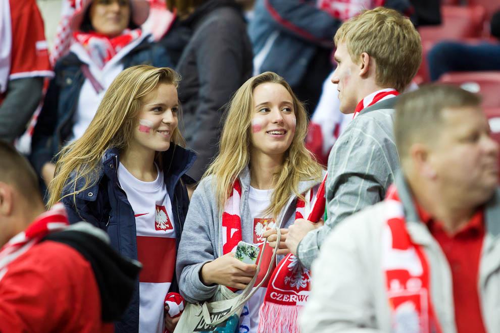 Polska 1-1 Anglia - fot. Piotr Galas (zdjęcie 41 z 60)