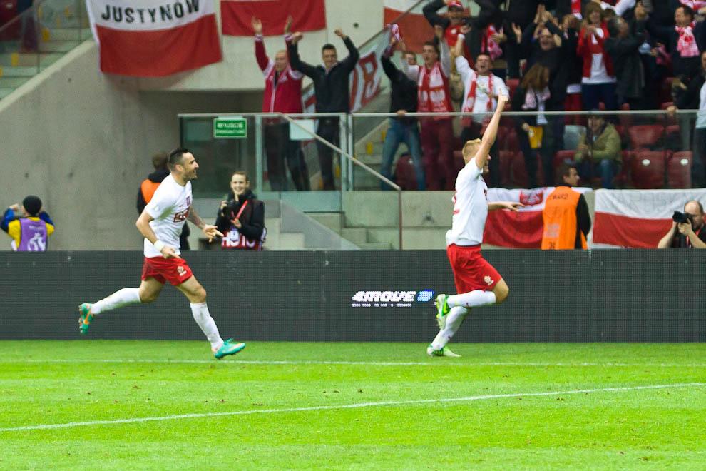 Polska 1-1 Anglia - fot. Piotr Galas (zdjęcie 44 z 60)