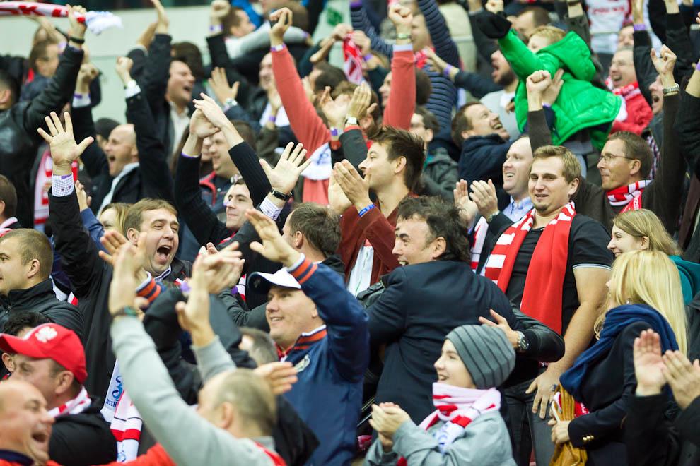 Polska 1-1 Anglia - fot. Piotr Galas (zdjęcie 45 z 60)