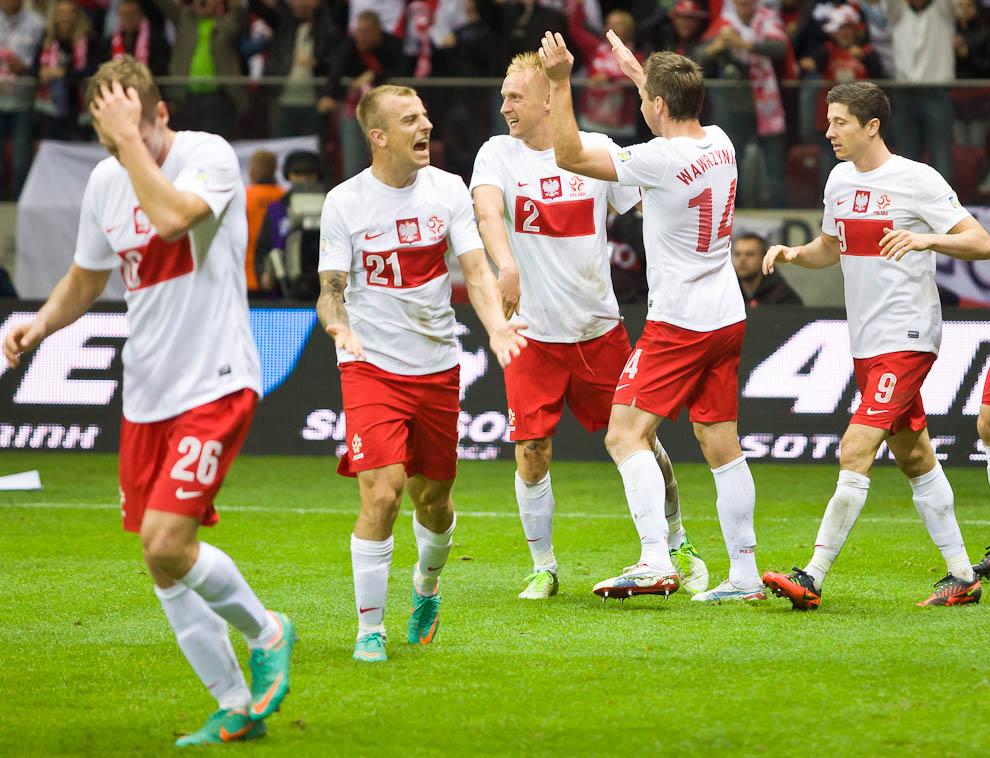 Polska 1-1 Anglia - fot. Piotr Galas (zdjęcie 46 z 60)