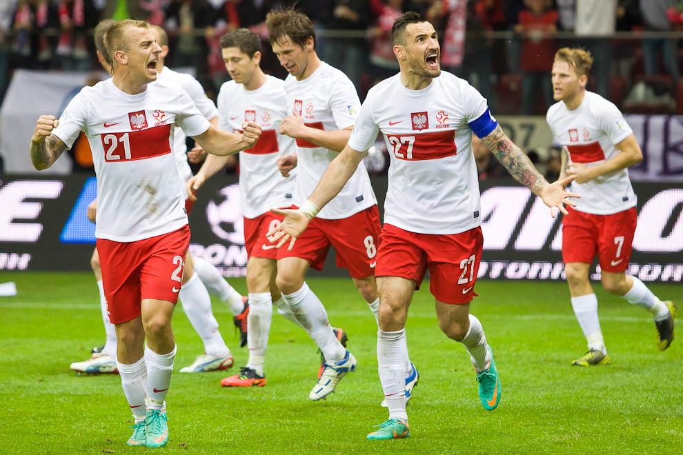 Polska 1-1 Anglia - fot. Piotr Galas (zdjęcie 47 z 60)